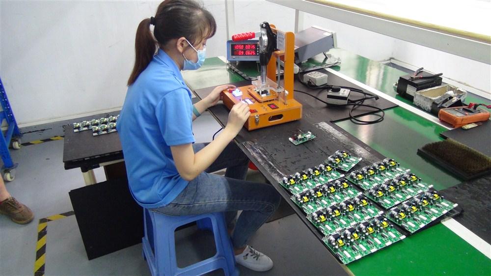 Инспекция во время производства